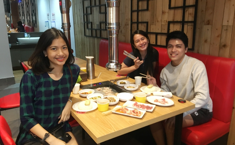 Samgyeopsal with Friends: A QuickEscape